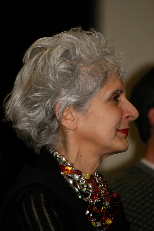 beverly donofrio side profile