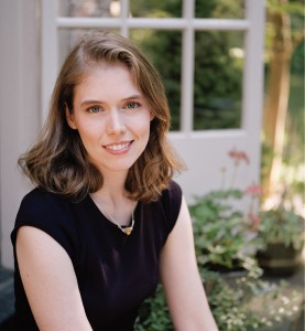 Madeline Miller, author of Song of Achilles. PHOTO CREDIT: Nina Subin