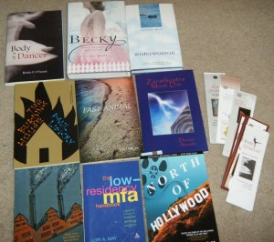 books for hippocampus' giveaway