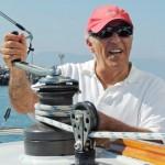 anthony j. mohr on boat