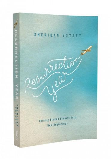 cover of resurrection year sheridan voysey