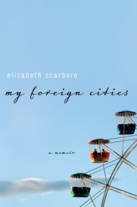 cover of my foreign cities ferris wheel against sky