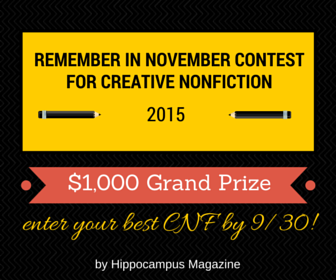 creative nonfiction essay contest