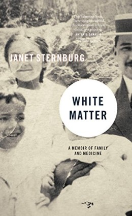 white matter cover old family picture