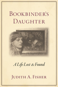 cover of bookbinders daighter young woman