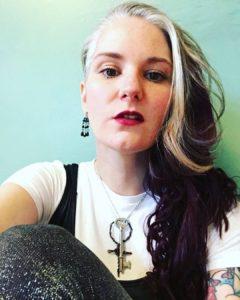 Violet Defiant Livingston